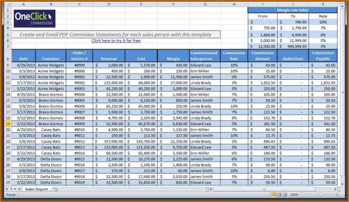 Payroll Template Excel Free Download Philippines