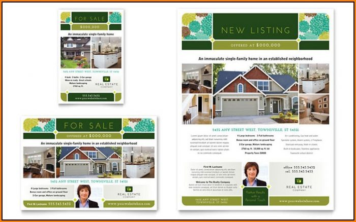 Real Estate Ad Templates Free