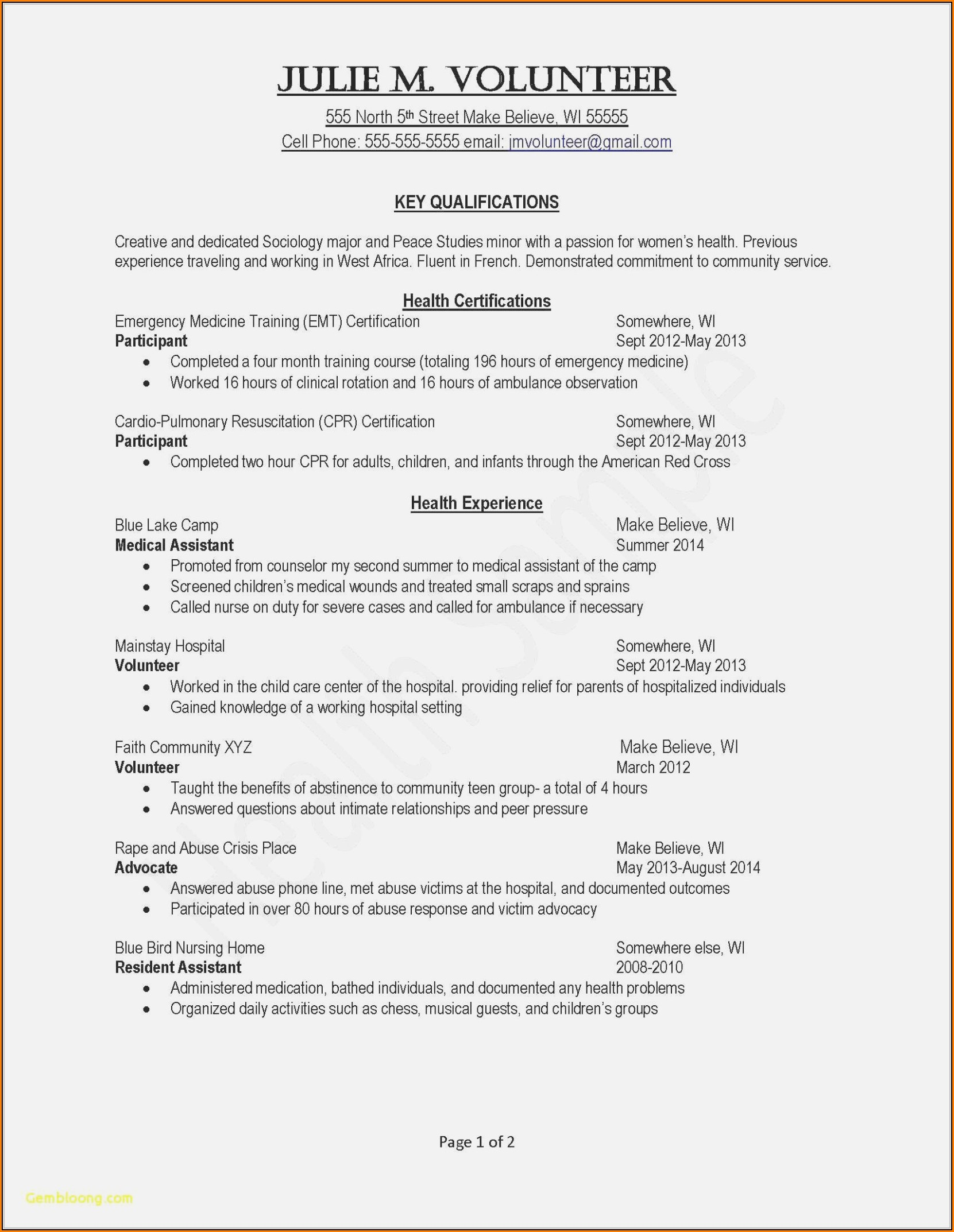 Resume Maker For Mac Free Download