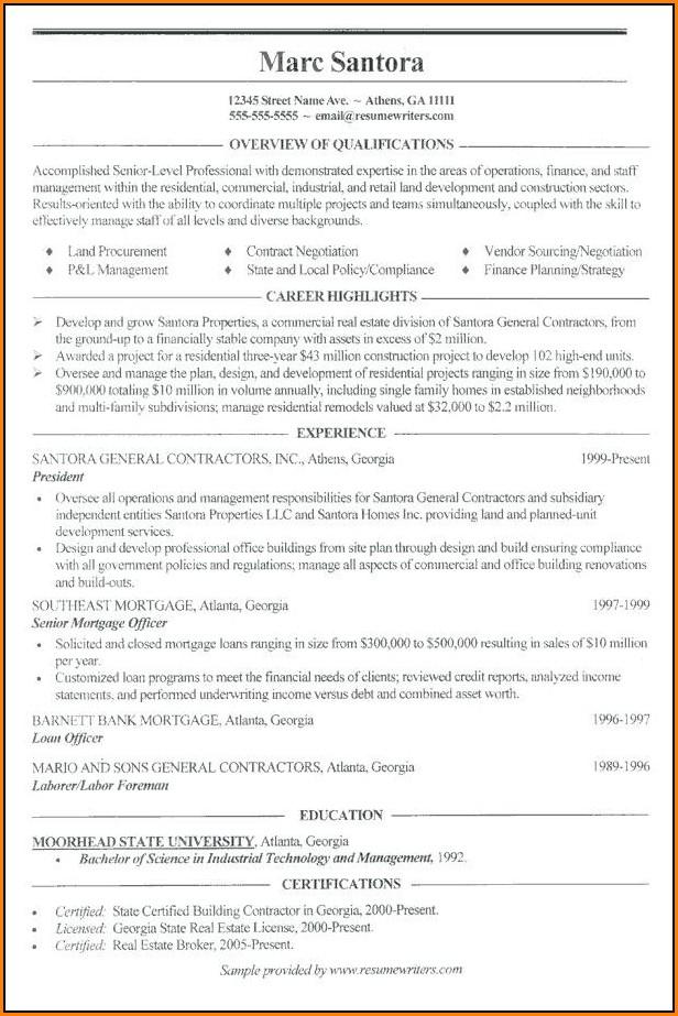 Resume Template Builder Free Download