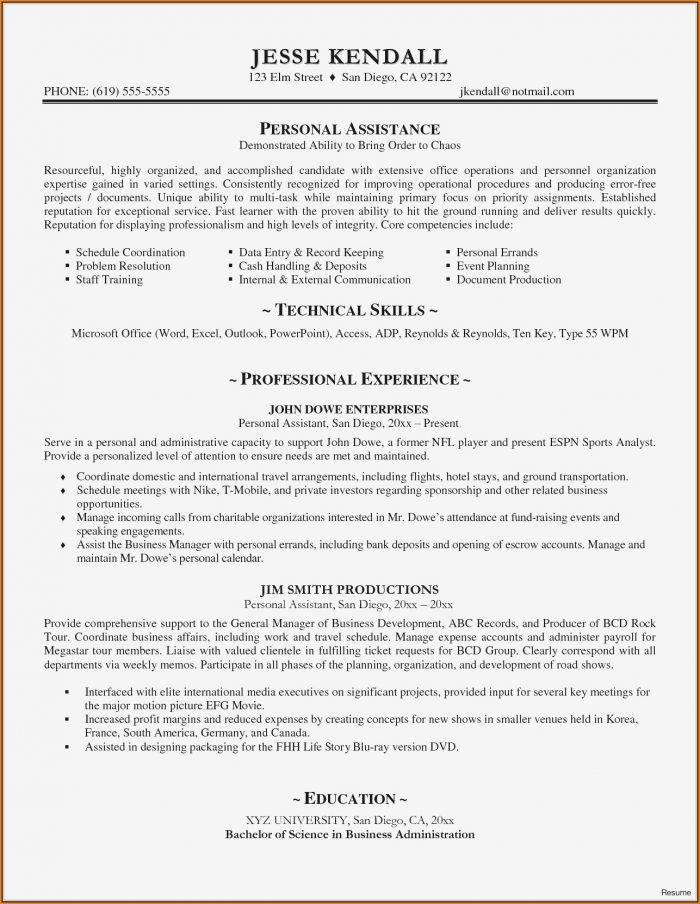 Resume Writer San Diego