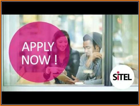 Sitel Job Openings