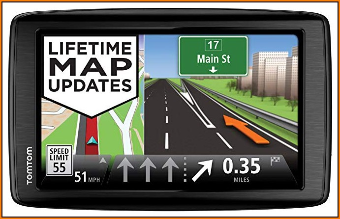 Tomtom Lifetime Maps Discontinued