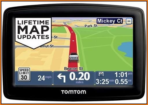 Tomtom Lifetime Maps