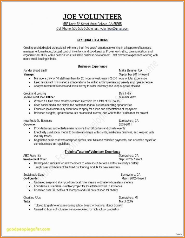 Top Resume Writers 2018