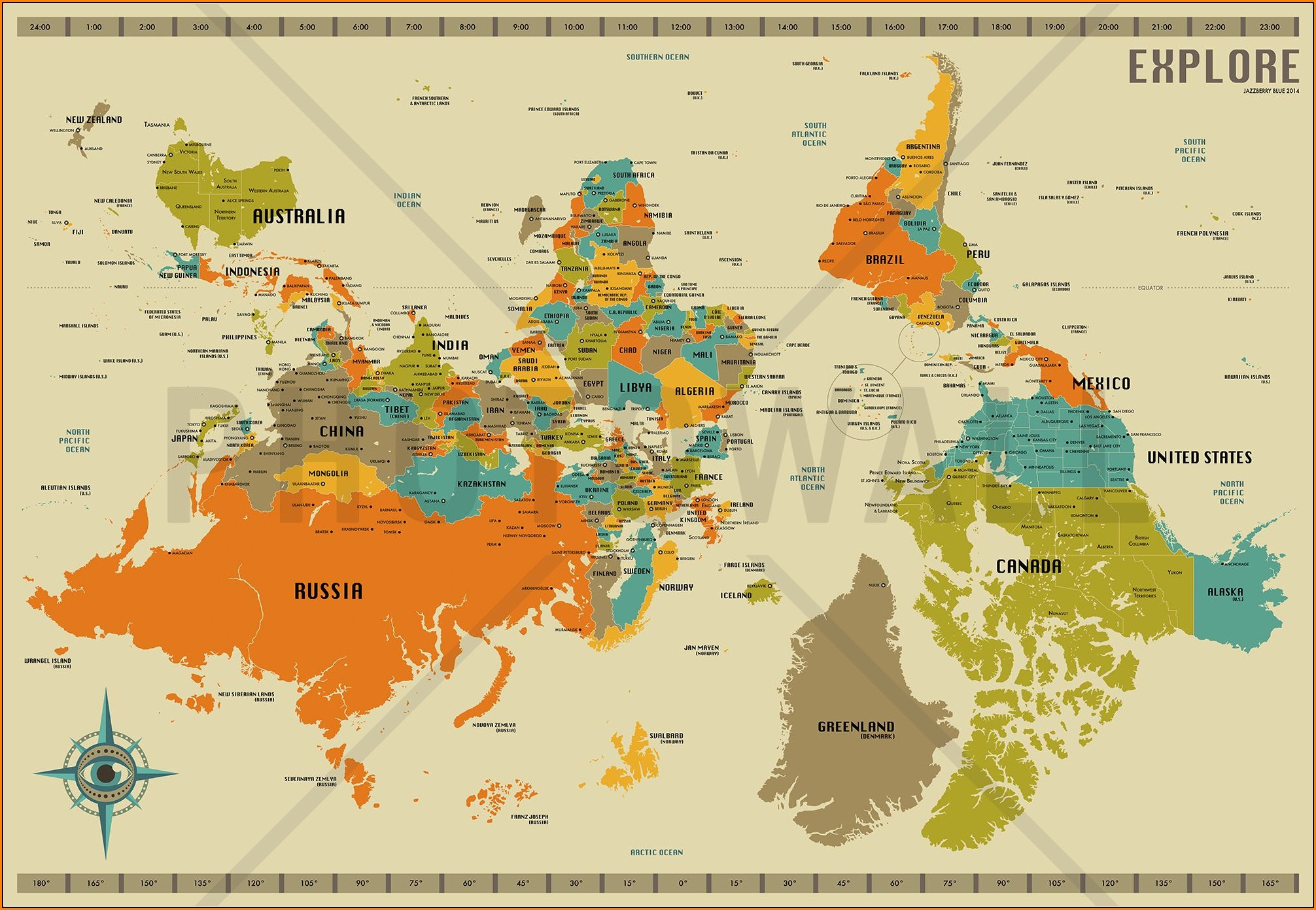 Watercolor World Map Wallpaper Map Resume Examples Bpv5wxr91z