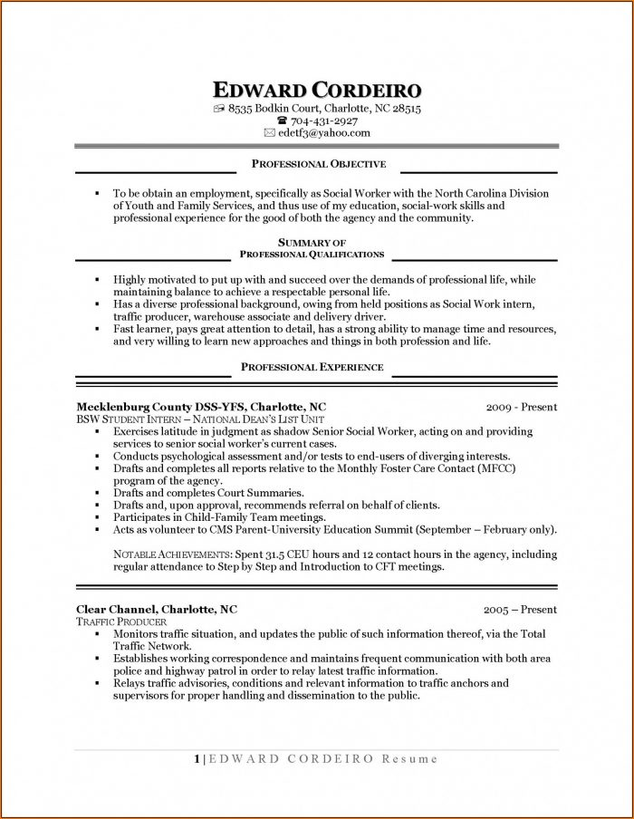What Is An Ats Resume