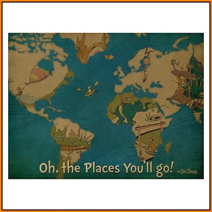 World Map Blanket Target
