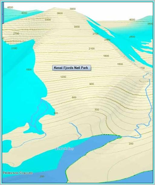 Alaska Gps Maps