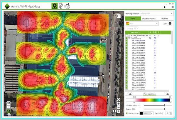 Best Free Wifi Heat Map Software