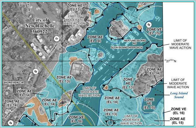 Fema Flood Insurance Rate Map (firm)
