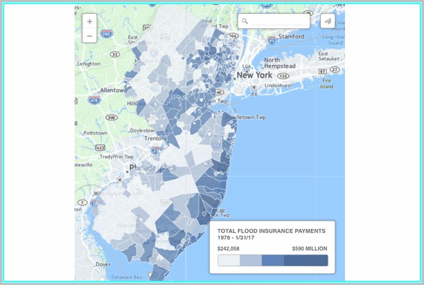 Flood Insurance Map Nj