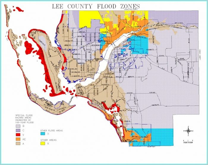 Flood Insurance Rate Map Zone X