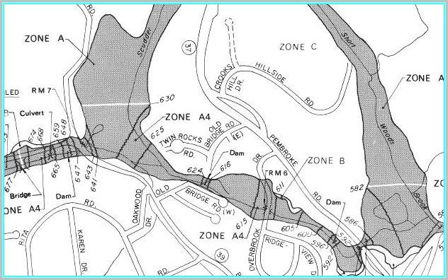 Flood Map Fairfield Nj