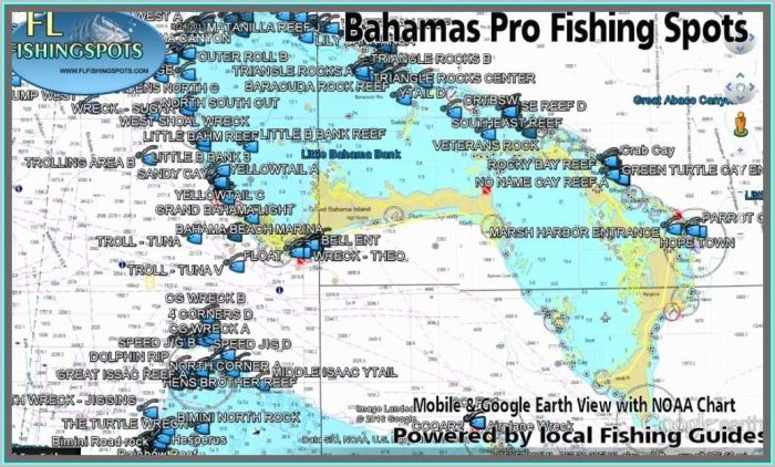 Florida Saltwater Fishing Maps