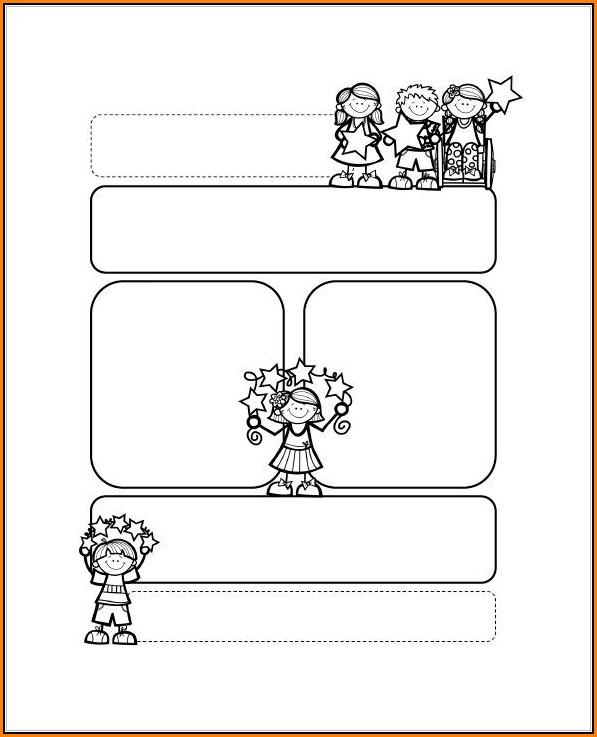 Free Editable Newsletter Templates For Preschool Teachers
