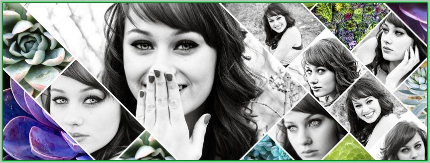 Free Photo Collage Templates For Facebook