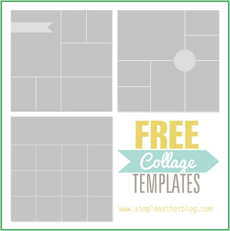 Free Photo Collage Templates