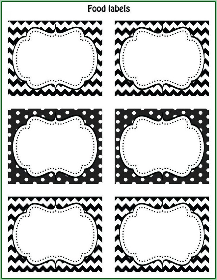 Free Printable Lip Balm Label Template