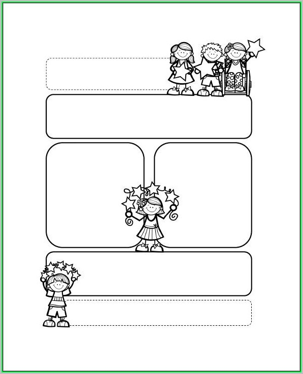 Free Printable Preschool Newsletter Templates