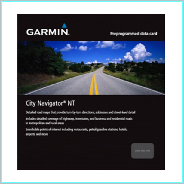 Garmin City Navigator Europe
