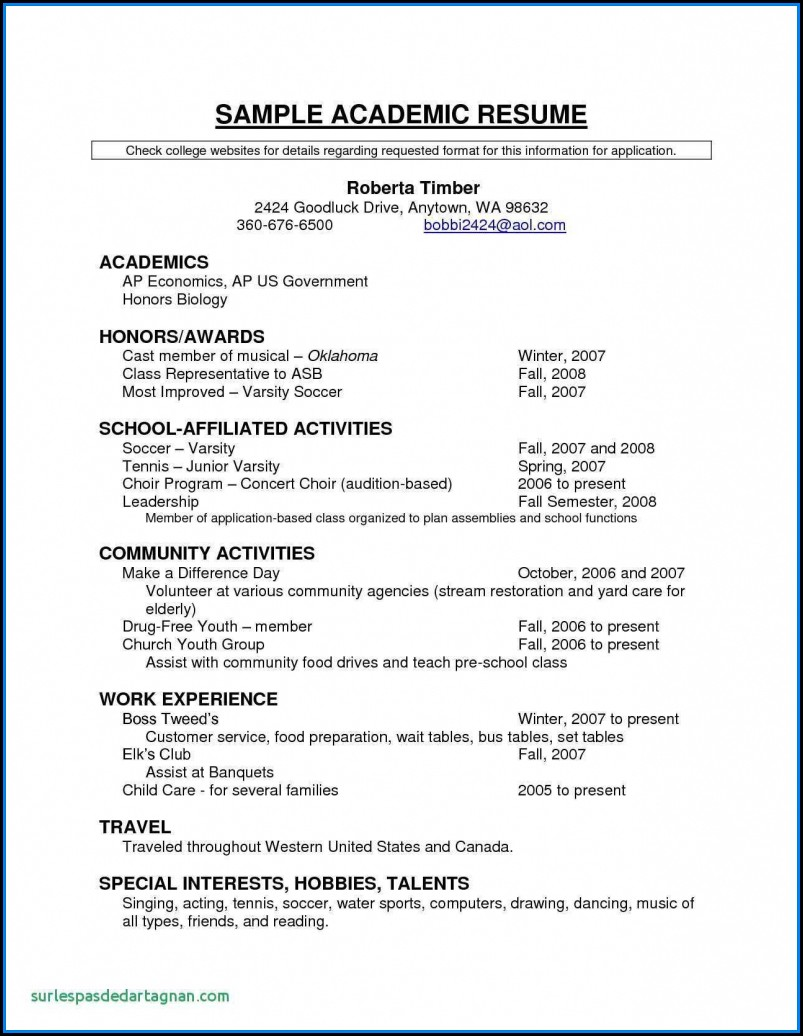 Accounts Payable Resumes Free Samples