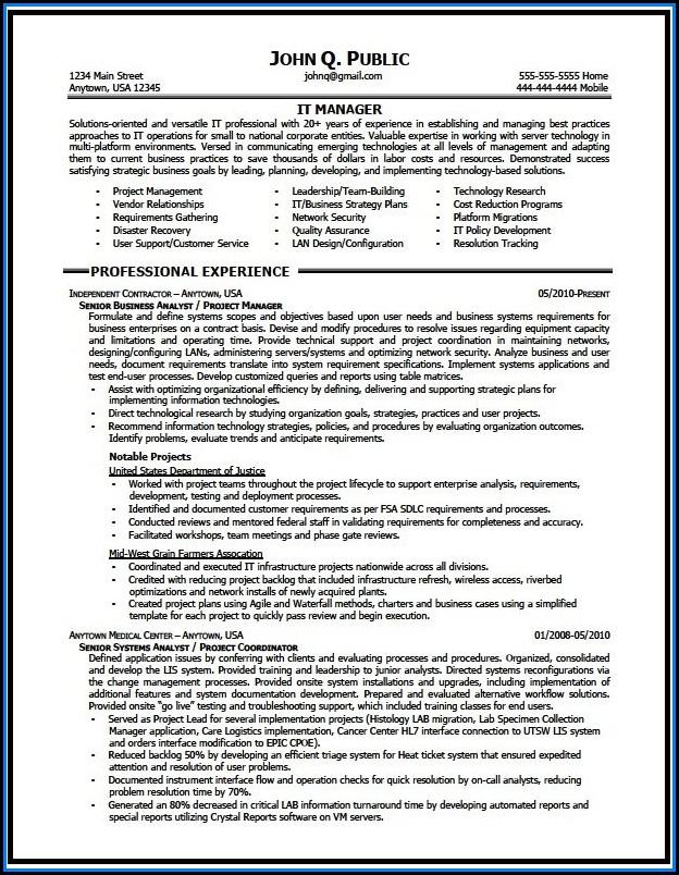 Ats Review Resume