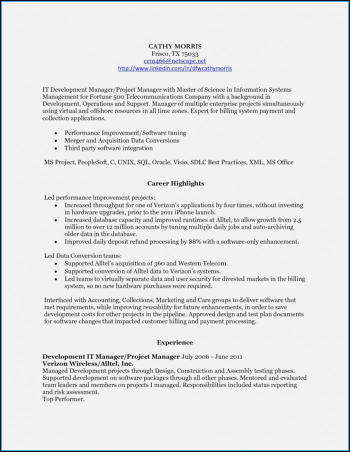 Best Professional Resume Writers Nyc