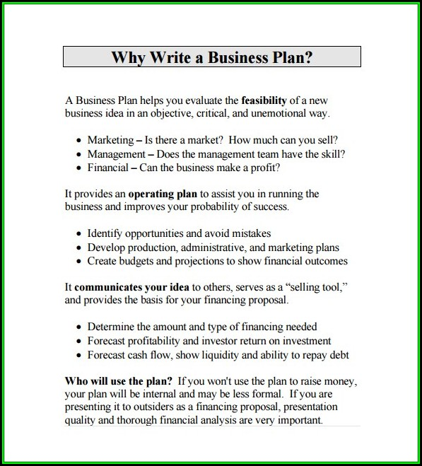 Business Proposal Template Pdf Free Download