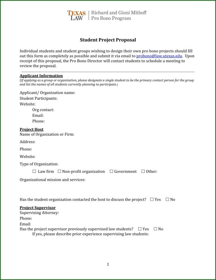 Business Proposal Template Pdf South Africa