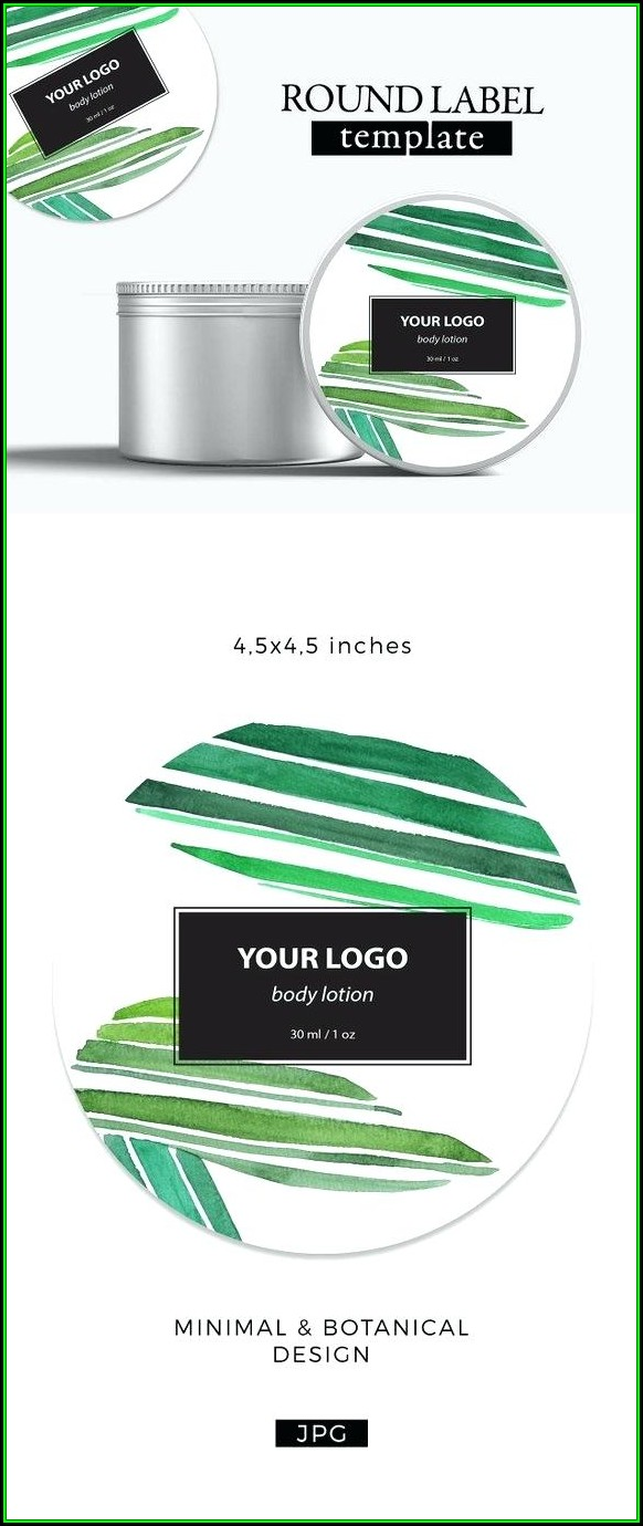Cigar Label Template Illustrator
