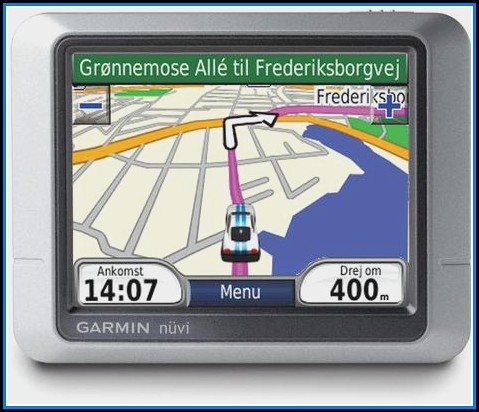 Garmin Nuvi 205 Maps Download