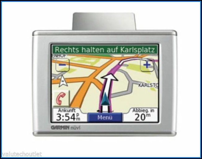 Garmin Nuvi European Maps