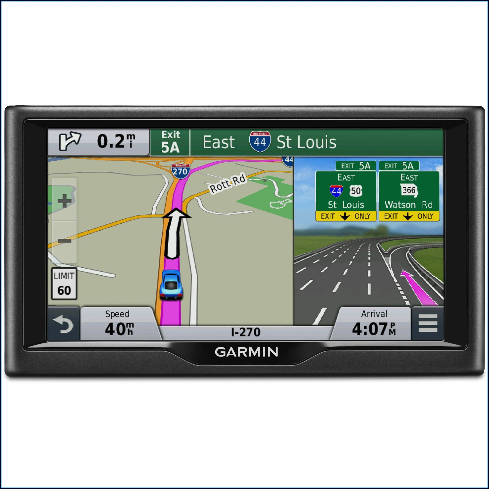Garmin Nuvi Map Of Italy