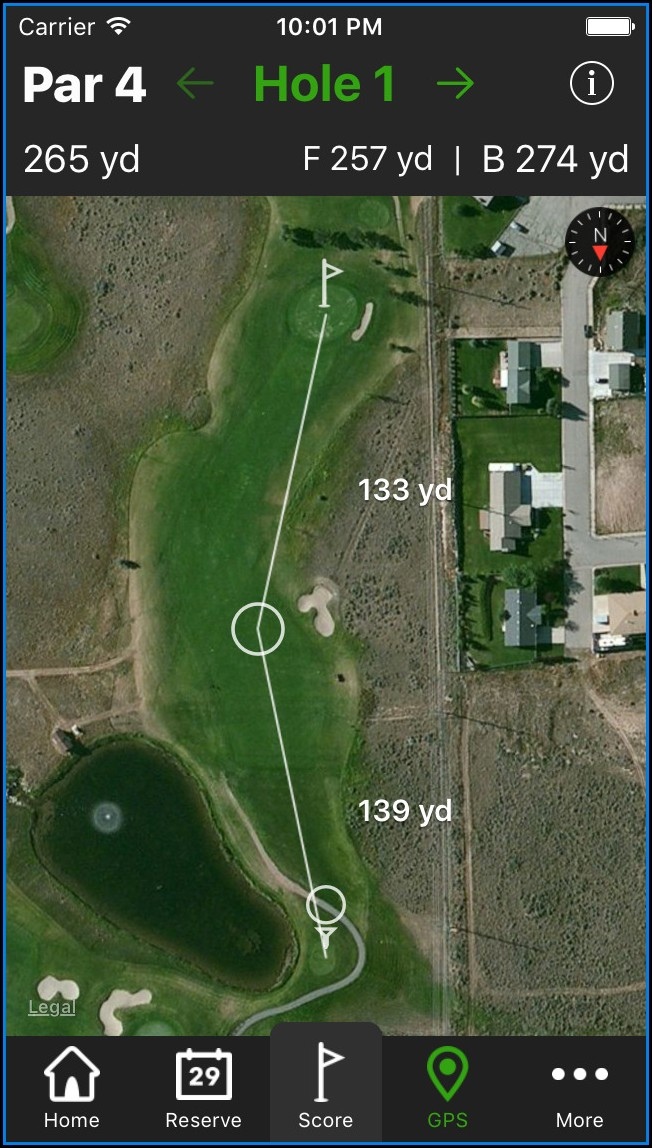Golf Course Gps Maps