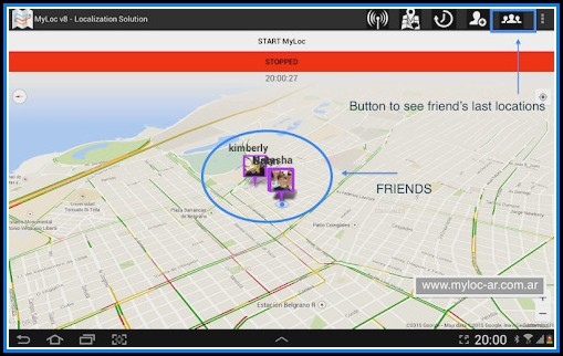 Google Maps Cell Phone Number Locator