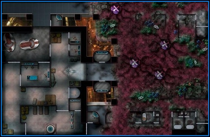 Imperial Assault Custom Maps