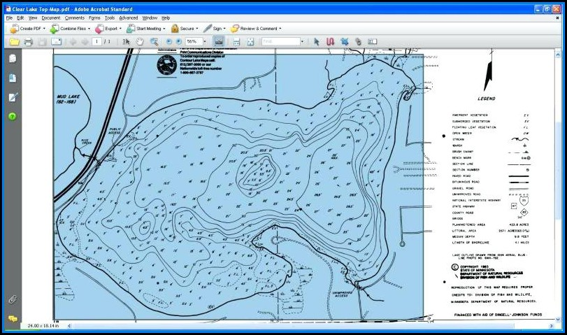 Lake Master Maps For Humminbird