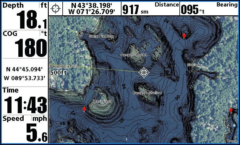 Lakemaster Maps Online