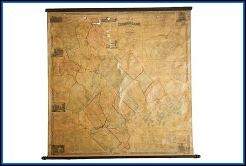 Large Laminated World Maps For Sale