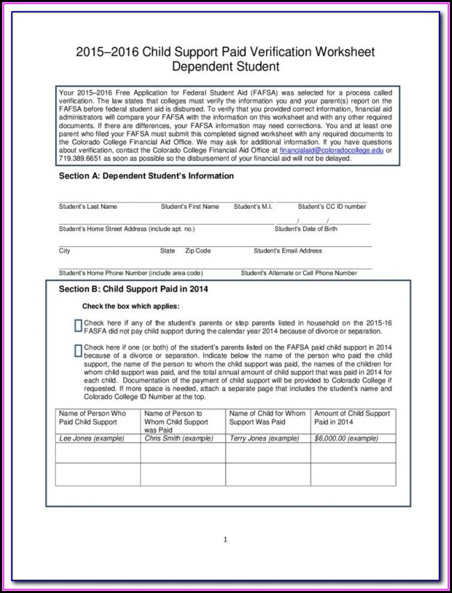 El Paso County Divorce Forms