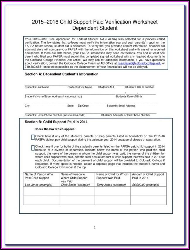 El Paso County Divorce Forms