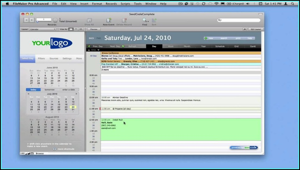 Filemaker Pro Invoice Template Download
