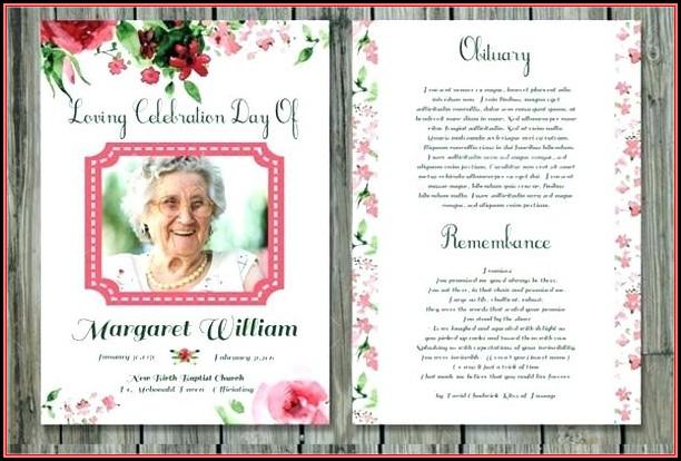 Free 8 Up Prayer Card Template