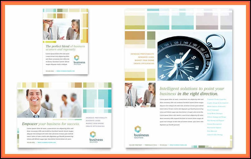 Free Business Flyer Templates For Microsoft Word