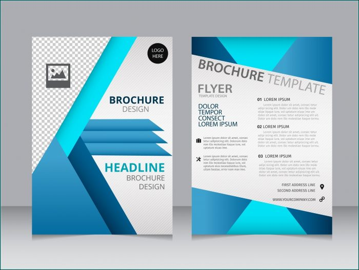 Free Download Product Brochure Templates