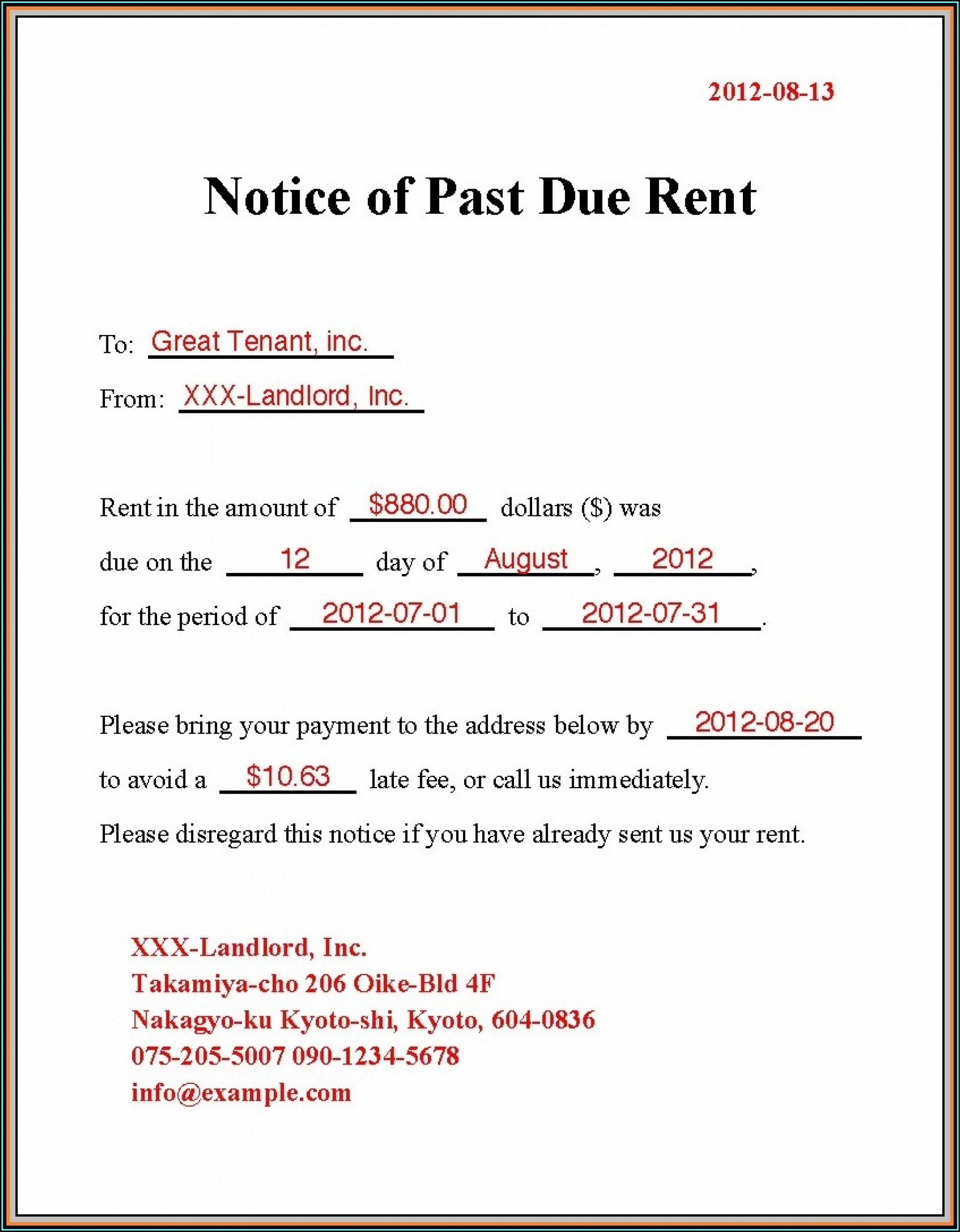 Free Eviction Notice Template Uk Section 21