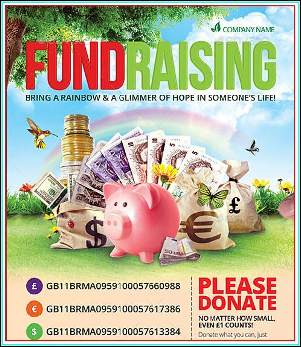 Free Fundraising Flyer Templates Download