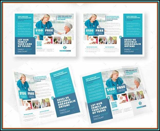 Free Home Health Care Brochure Templates