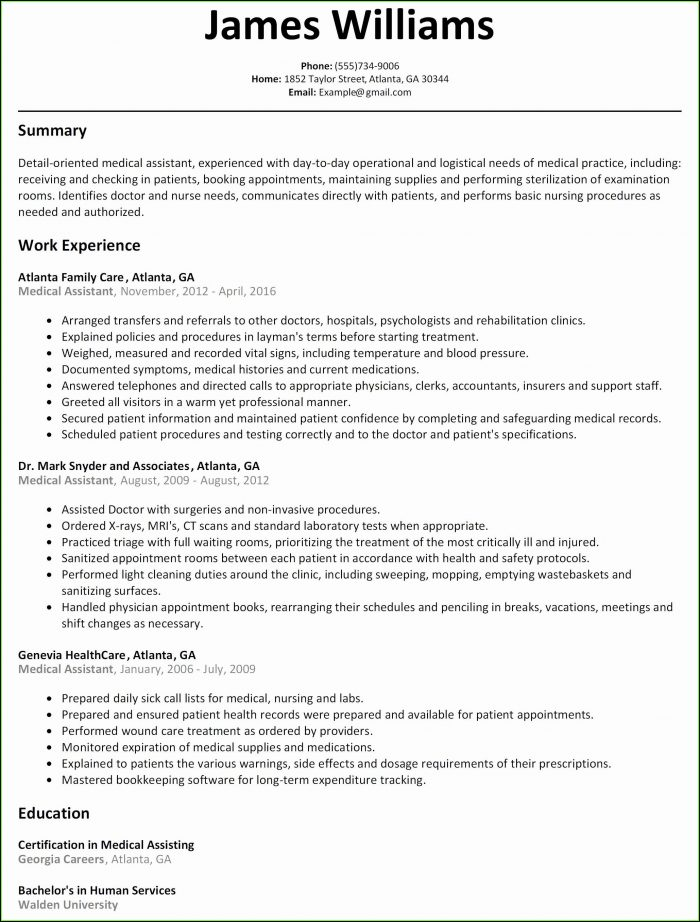 Free Lvn Resume Templates